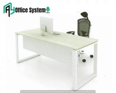 O Metal Leg Office Desk