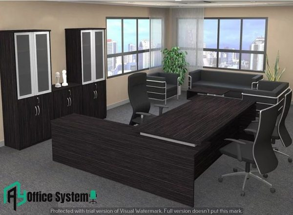 MM 520 - 8 - 8 Feet Director Table AY Office System