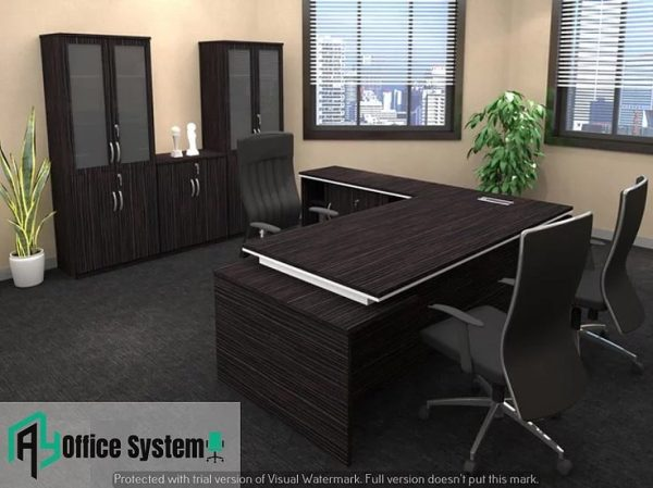 MM 320 - 7 - 7 Feet Director Table AY Office System