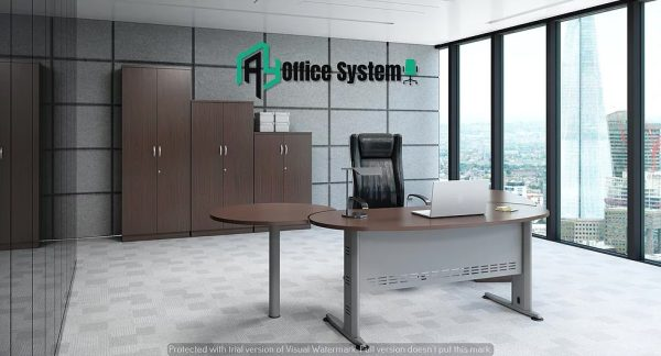 VQB 33 - SET - 6 Feet Managerial Level Office Table AY Office System