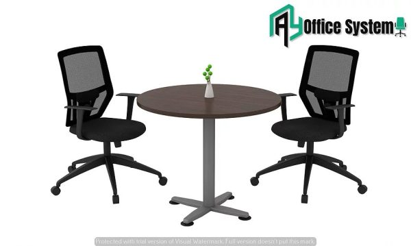 Round Shape Office Discussion Table