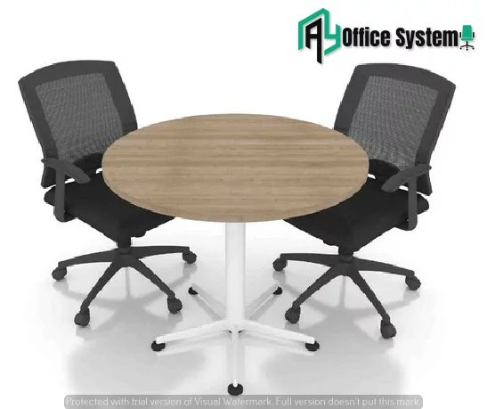 Star Leg Round Shape Discussion Table