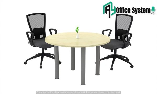 Round Shape Discussion Table