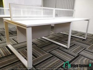 Office Rectangular Partition Workstation