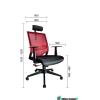 High Back Modern Design Office Mesh Chair