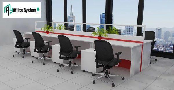 Office Rectangular Workstation
