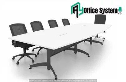 Taxus Leg Meeting Table