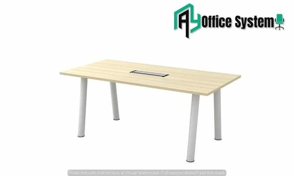 rectangular shape conference table
