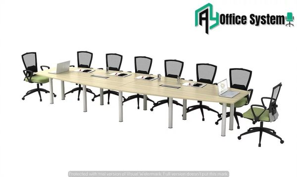 Boat Conference Table