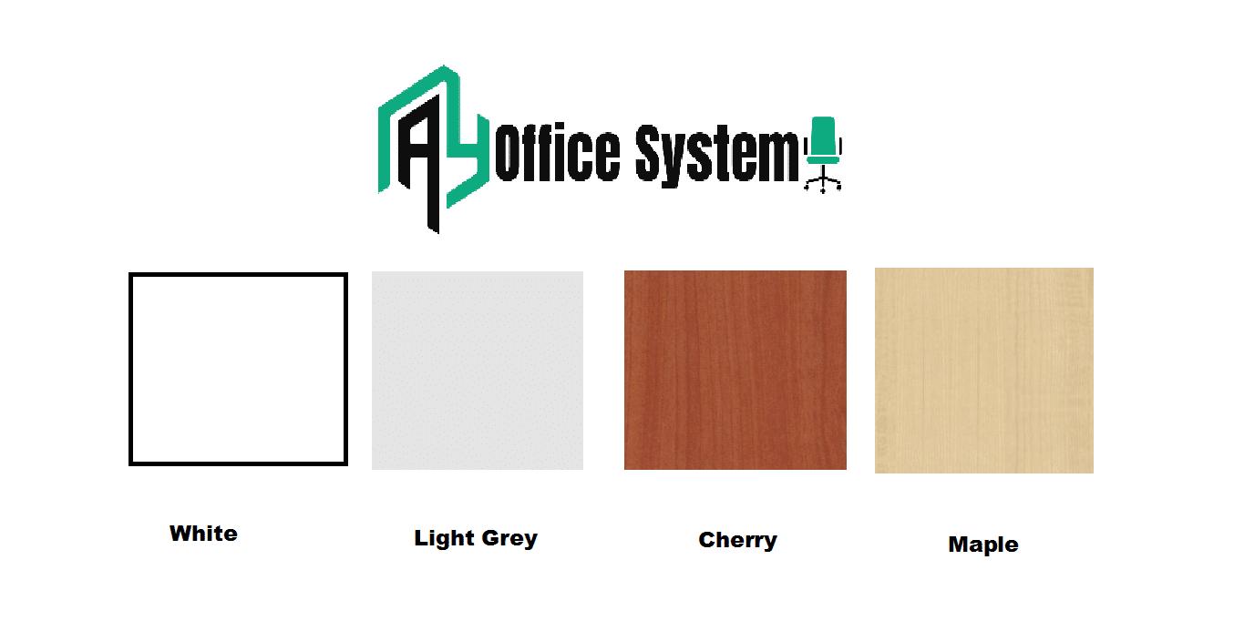 Color Board Option for Pedestal