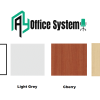 Color Board For Office Workstation