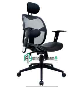 High Back Manager Office Mesh Chair
