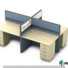 Rectangular Workstation