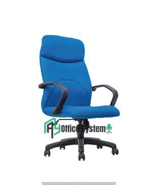 High Back Modern Staff Fabric Office Chair