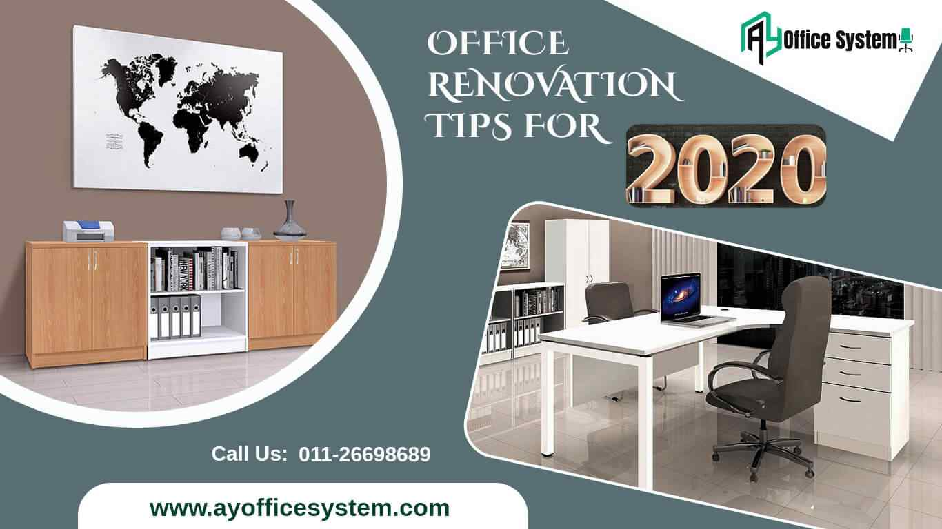 office renovation tips
