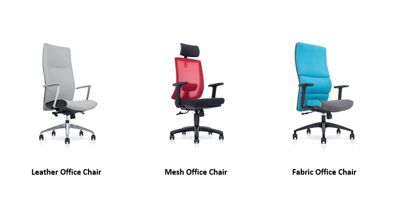 Type of Office Chair Malaysia