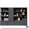 Luxurious Director Office Cabinet
