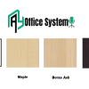 Training Table with TRN Leg - TRN Series AY Office System
