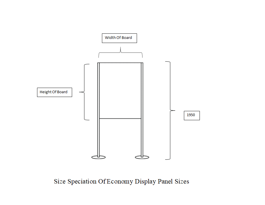 DS - Economy Display Panel AY Office System