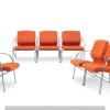 Chrome Link Chair