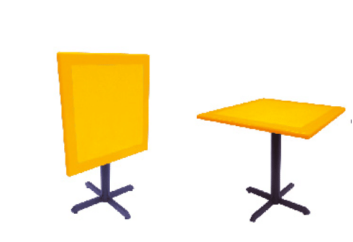 Fibreglass Cafe Table