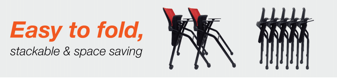 Training Chair - TC 889 AY Office System