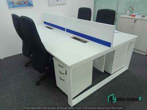 Office Partition Desk