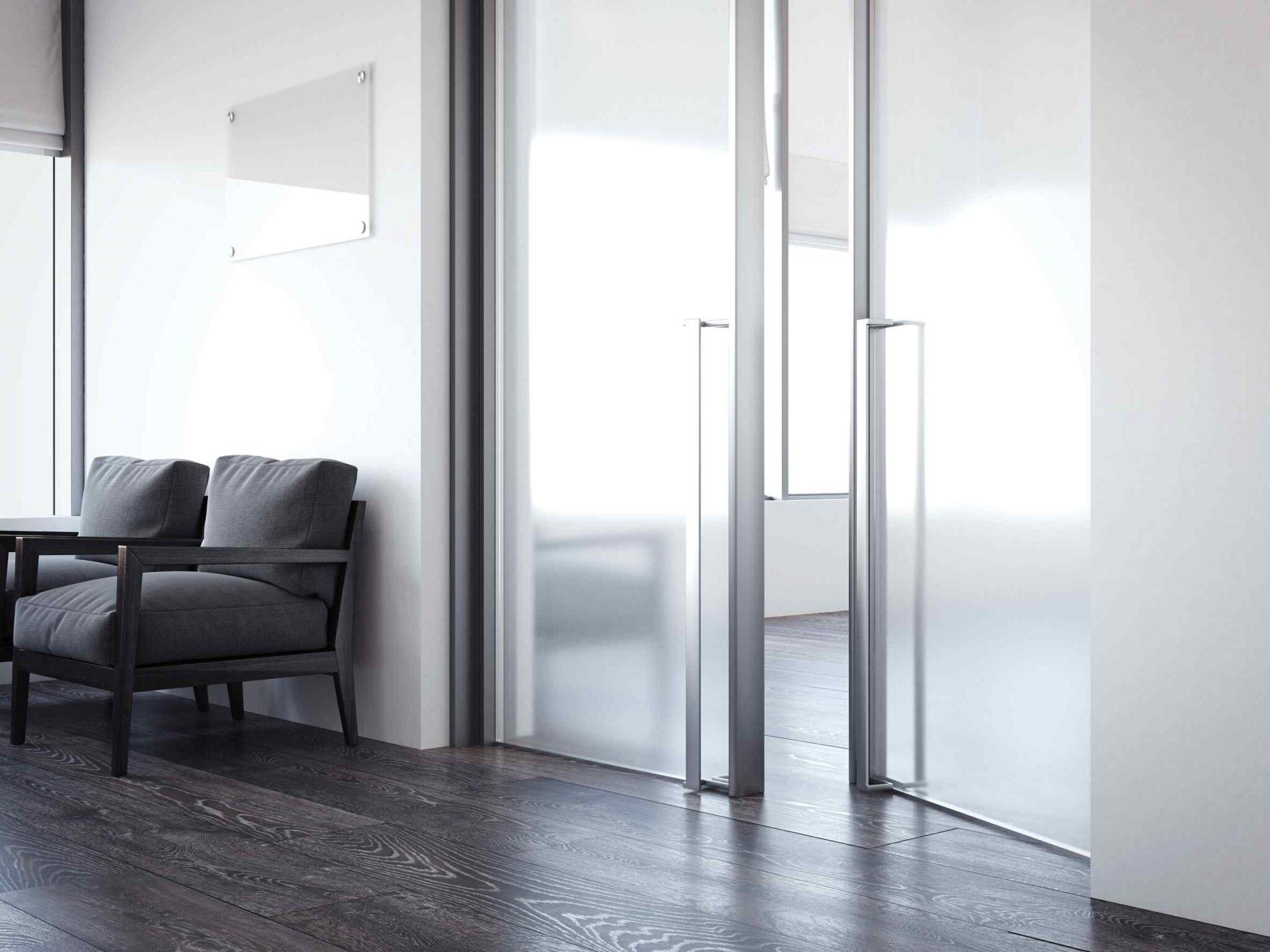 Why Choose Tempered Glass Door For Office Door Installation in Malaysia?